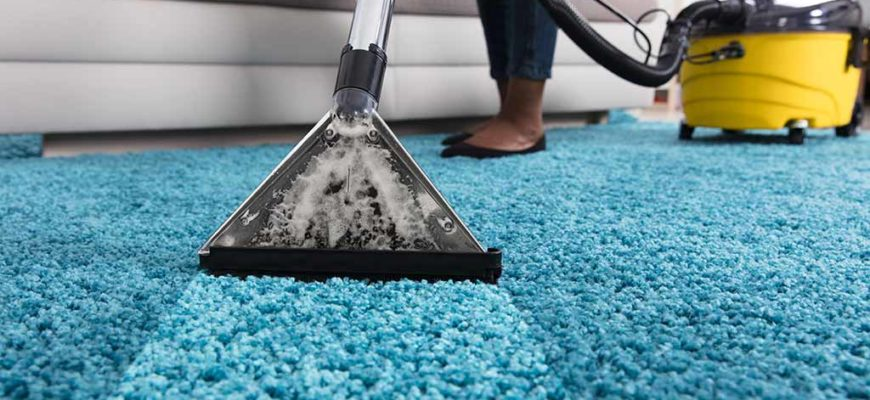 Here's why you should call in professional cleaners to get your carpet and upholstery cleaned